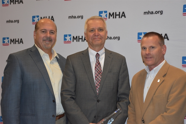Hospital Leaders in Reed City, Detroit and Marshall Honored for Dedication to Communities