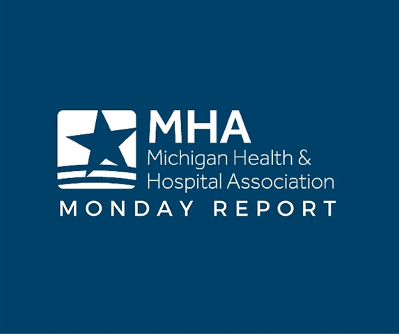 MHA Monday Report July 24, 2017