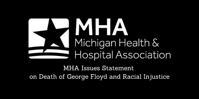 MHA Issues Statement on Death of George Floyd and Racial Injustice