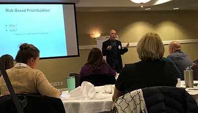 Patient Safety Organization Members Learn about Adverse Events
