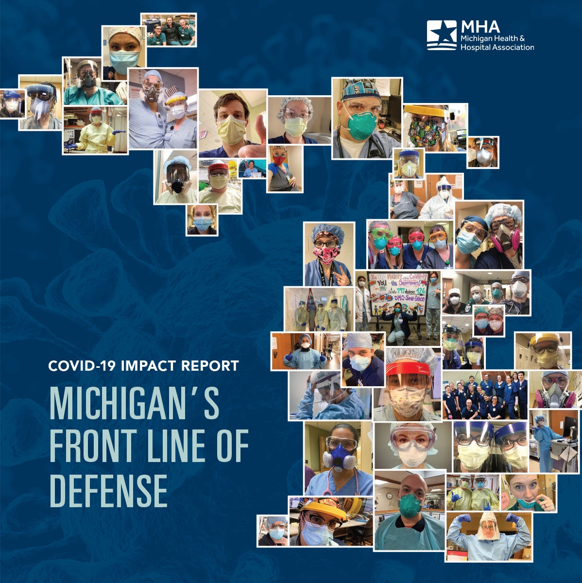 New Report Reveals Negative Financial Impact of  COVID-19 to Michigan Hospitals