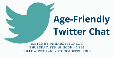 Age-Friendly Twitter Chat