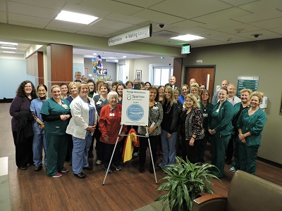 Sparrow Ionia Hospital recently earned the Pathway to Excellence designation.