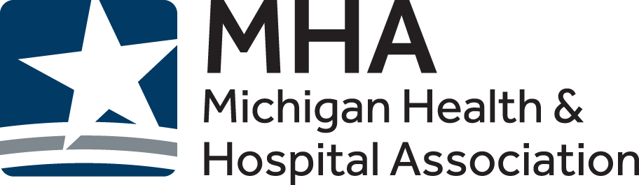 Michigan Health and Hospital Association logo